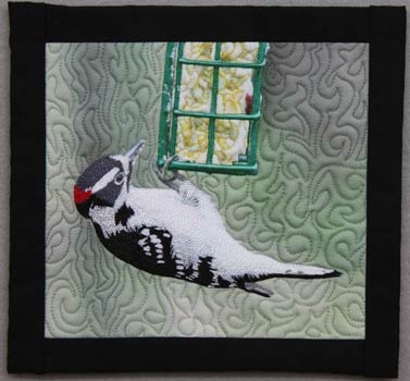 Landscape art quilts with birds by Barbara McKie : quilts with birds - Adamdwight.com